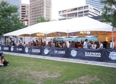 The 9th Annual Craft Lake City DIY Festival VIP Lounge. Photo: @jaysonrossphoto