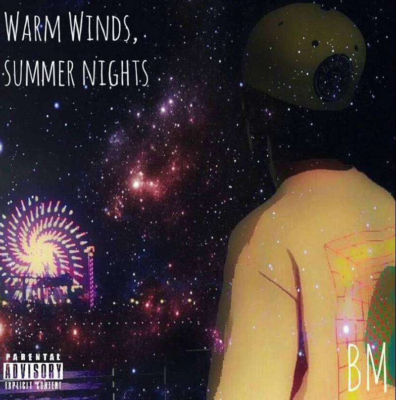 Local Review: Benjamin Major – Warm Winds, Summer Nights