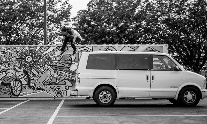 Mikey Martinez, early grab. Photo: @ca_visual