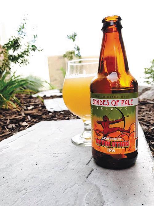 Beer of the Month: Grapefruit Revolution
