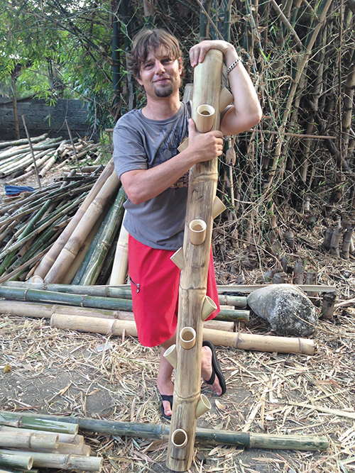 Bamboo Revolution: Daniel Wagner and NaturePonics