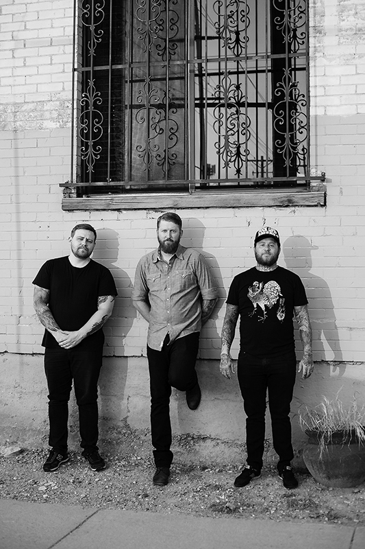 Until the Body Quits: The Ditch and the Delta Sign to Prosthetic Records