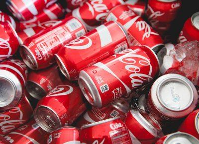 Coca-Cola is also in plentiful supply in the VIP area. LmSorenson.net