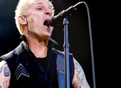 Mike Dirnt plays bass and sings vocals for Green Day. Photo: Lmsorenson.net
