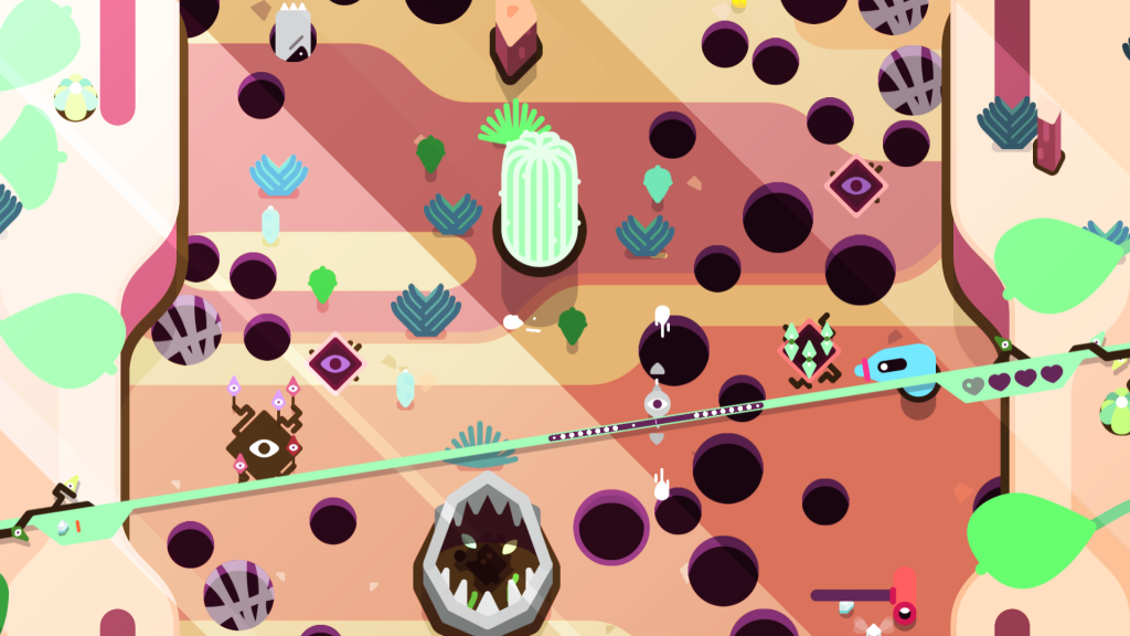 Review: Tumbleseed