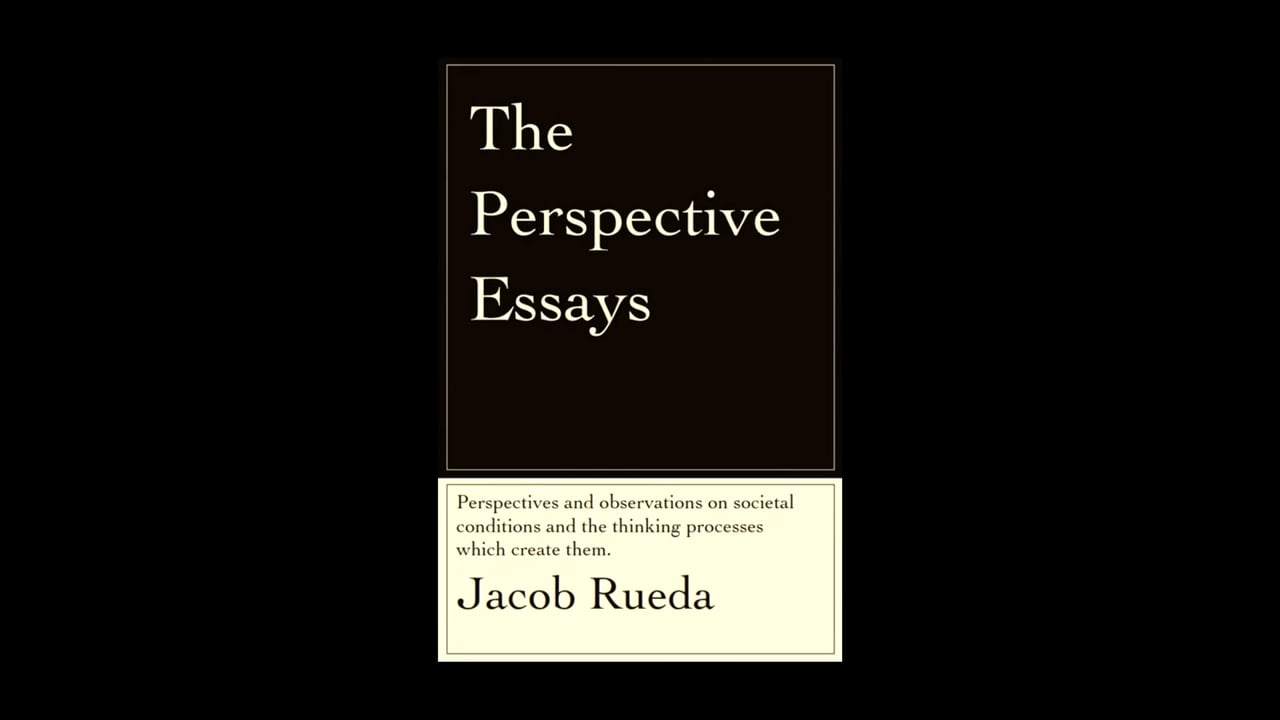 perspective essays How can the answer be improved.