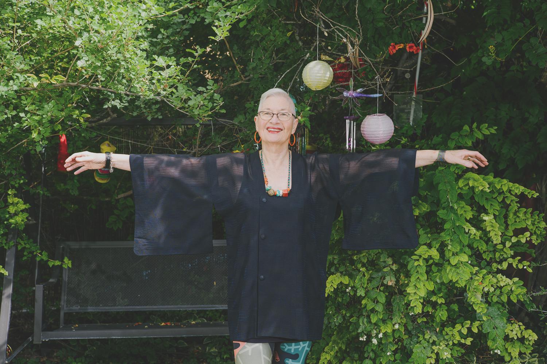 Gerda Saunders. Photo: @clancycoop