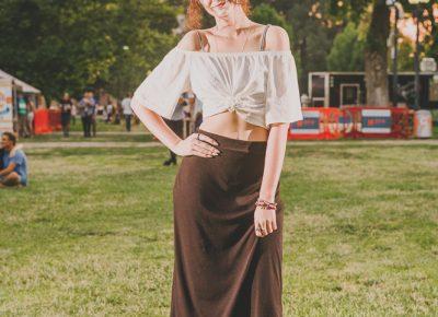 We loved Paulina Vincent's look. Photo: @clancycoop
