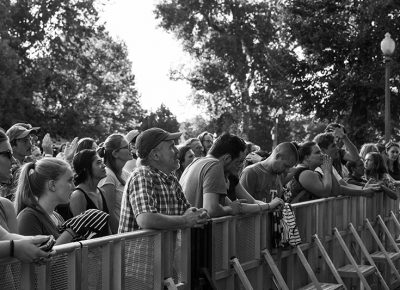 Salt Lake City's crowd gathers for the second-to-last Twilight concert. Photo: ColtonMarsalaPhotography.com