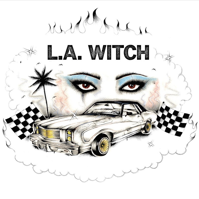 Review: L.A. Witch – Self-Titled