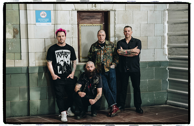 Punk Rock Valhalla: Rancid, Dropkick Murphys, The Selecter, Kevin Seconds @ Great Saltair 08.12