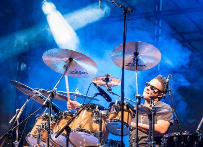Ronald Bruner, Jr., drums. Photo: ColtonMarsalaPhotography.com