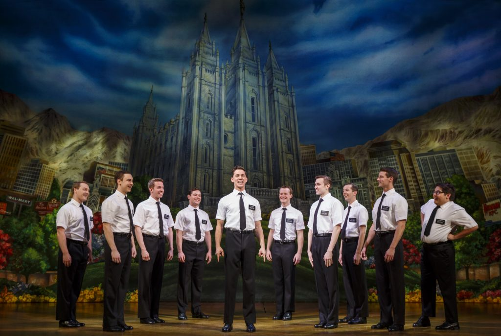 "The ""All-American Prophet"": Eccles Theatre Brings The Book of Mormon Back to the Utah Stage"