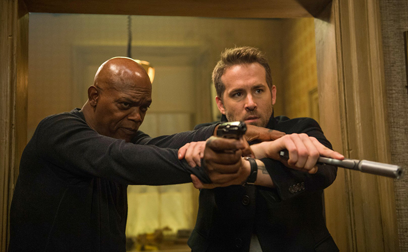 The Hitman's Bodyguard | Patrick Hughes | Summit Entertainment