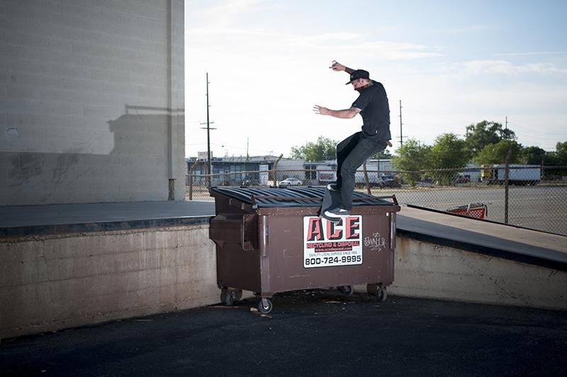 Skate Photo Feature: Cameron Starke