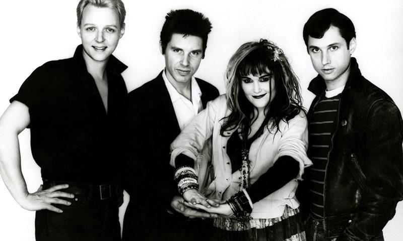 40 YEARS ON WITH X'S EXENE CERVENKA