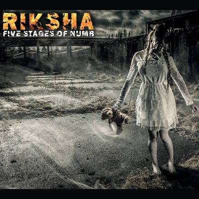 Riksha | Five Stages of Numb | Zombie Shark Records