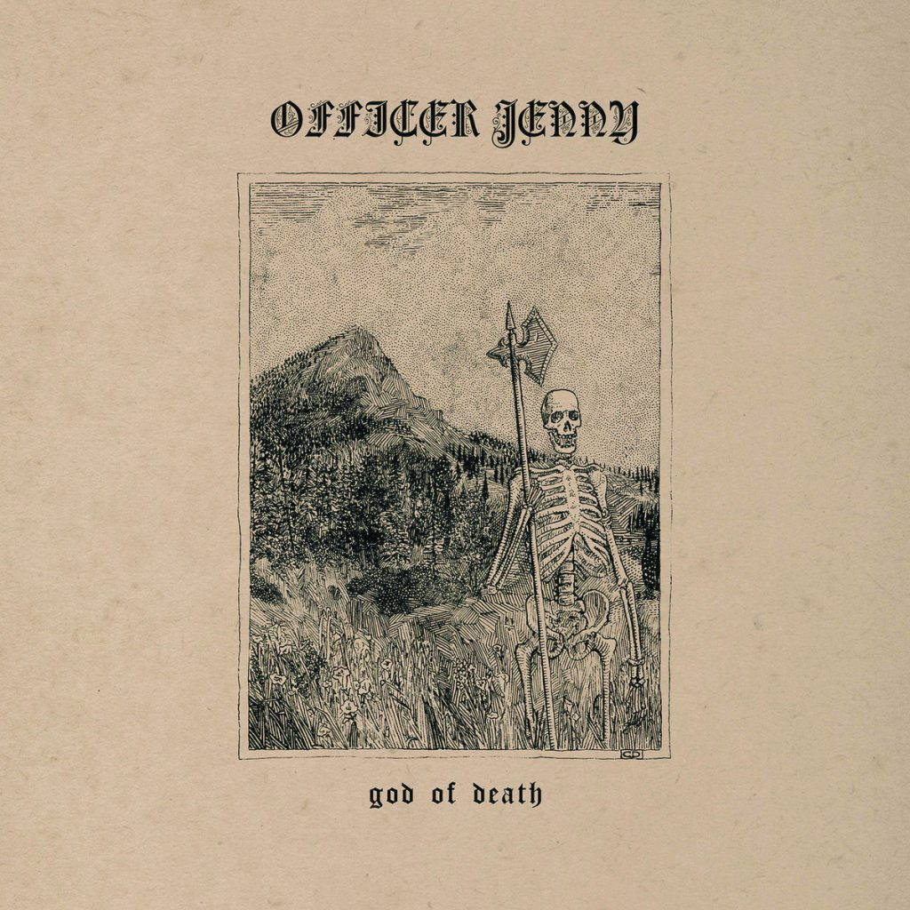 Local Review: officer jenny – god of death