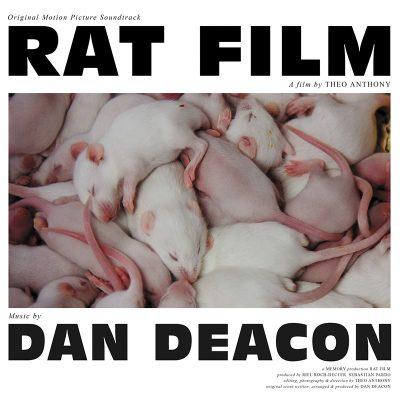 Dan Deacon   Rat Film OST   Domino Soundtracks