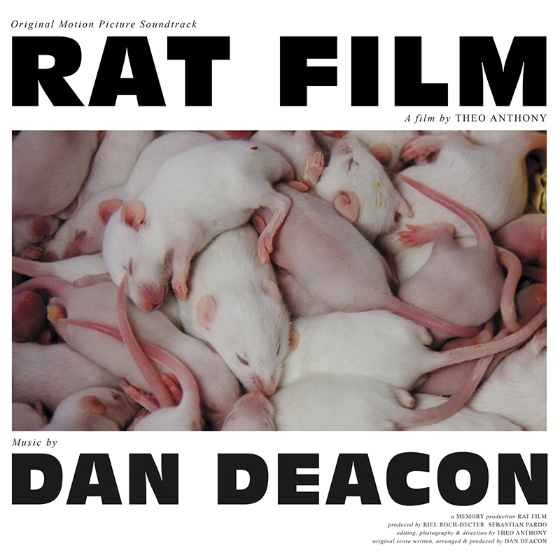 Review: Dan Deacon – Rat Film OST