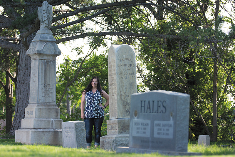 Utah's Haunting History: Jennifer Jones of The Dead History