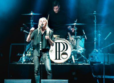 Lead singer for PVRIS Lyndsey Gunnulfsen. Photo: Lmsorenson.net