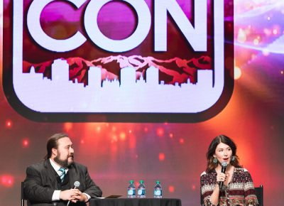 Jewel Staite talks about the cult phenomenon of Firefly. Photo: Lmsorenson.net