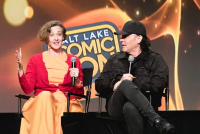 Joan and John Cusack talk about their careers, their beginnings and their favorite experiences during filming. Photo: Lmsorenson.net