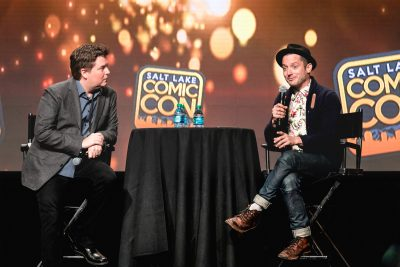 Lord of the Rings star Elijah Wood talking all things Tolkien and his experiences and relationships. Photo: Lmsorenson.net