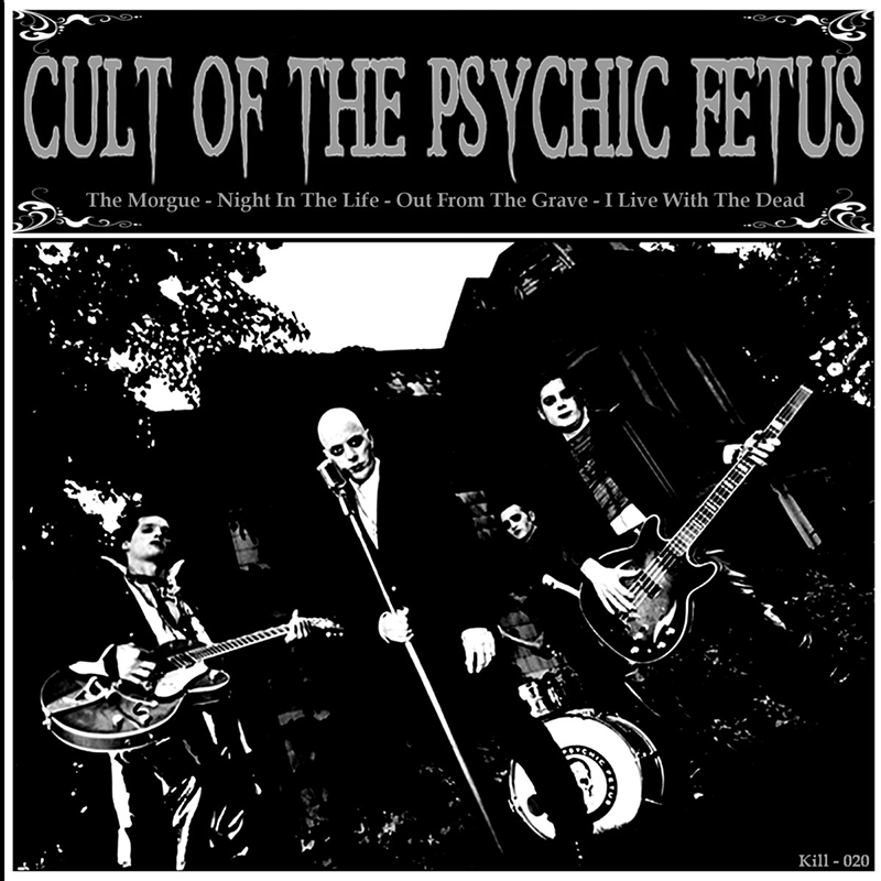 Review: Cult of the Psychic Fetus – Self-titled