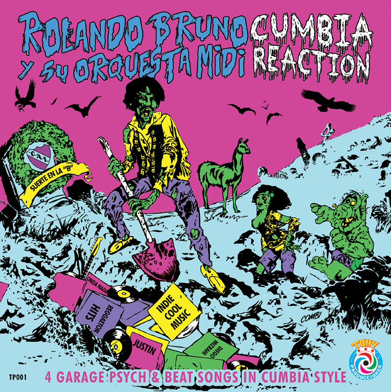 Review: Rolando Bruno y su Orquesta MIDI – Cumbia Reaction