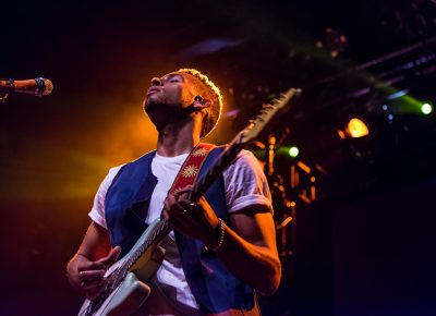 NoMBe are a combination of IDM, soul and indie. Photo: ColtonMarsalaPhotography.com