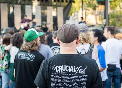 Crucialfest 7! Photo: ColtonMarsalaPhotography.com