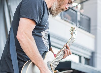 David Sulllivan of Red Fang. Photo: ColtonMarsalaPhotography.com