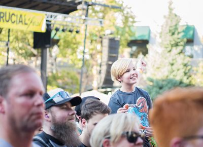 All ages were welcome at Crucialfest 7. Photo: ColtonMarsalaPhotography.com