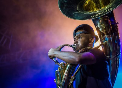 Tuba Gooding Jr. Photo: ColtonMarsalaPhotography.com