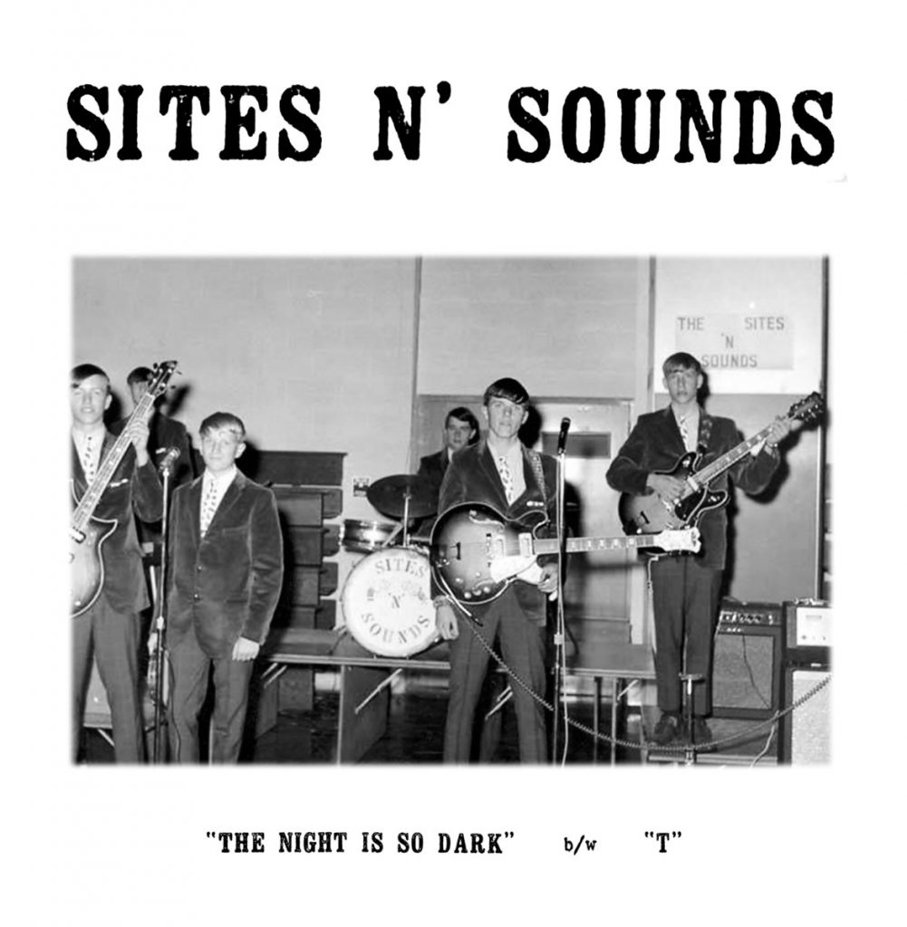 Review: Sites N' Sounds – The Night is So Dark