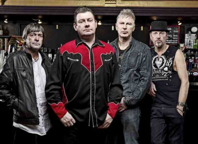 Photo courtesy of Stiff Little Fingers