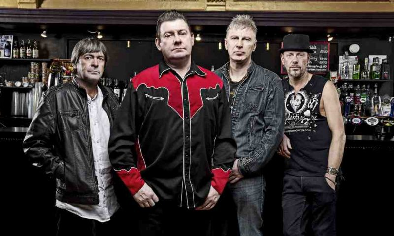 INFLAMMABLE MATERIAL: JAKE BURNS OF STIFF LITTLE FINGERS