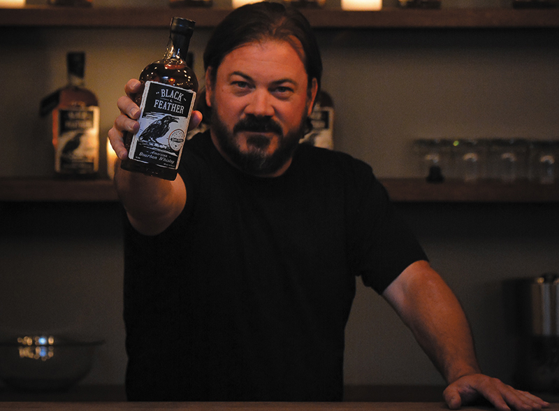 The Untethered Whiskey: Black Feather