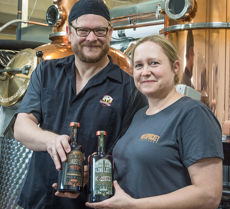 Waterpocket Distillery: Open Wild and Explore