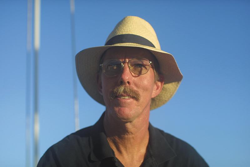 Ed Hamilton: Diary of A Rum Runner
