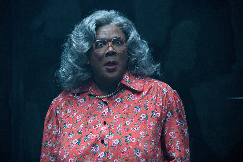 Film Review: Tyler Perry's Boo 2! A Madea Halloween