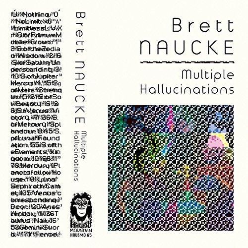Review: Brett Naucke – Multiple Hallucinations