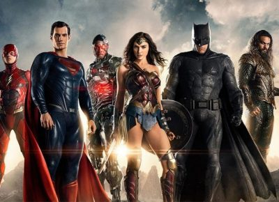 Justice League | DC | Warner Bros.
