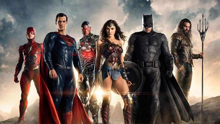 Justice League | DC | Warner Bros.