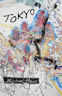 Author Michael Mejia has turned the typical narrative inside out in his upcoming novel, Tokyo.