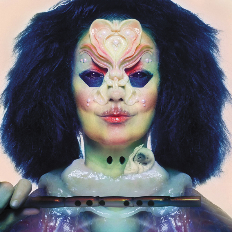 Review: Björk – Utopia
