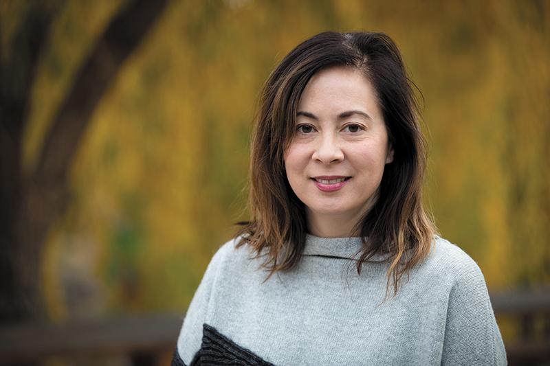 Paisley Rekdal: Mapping Literary Utah