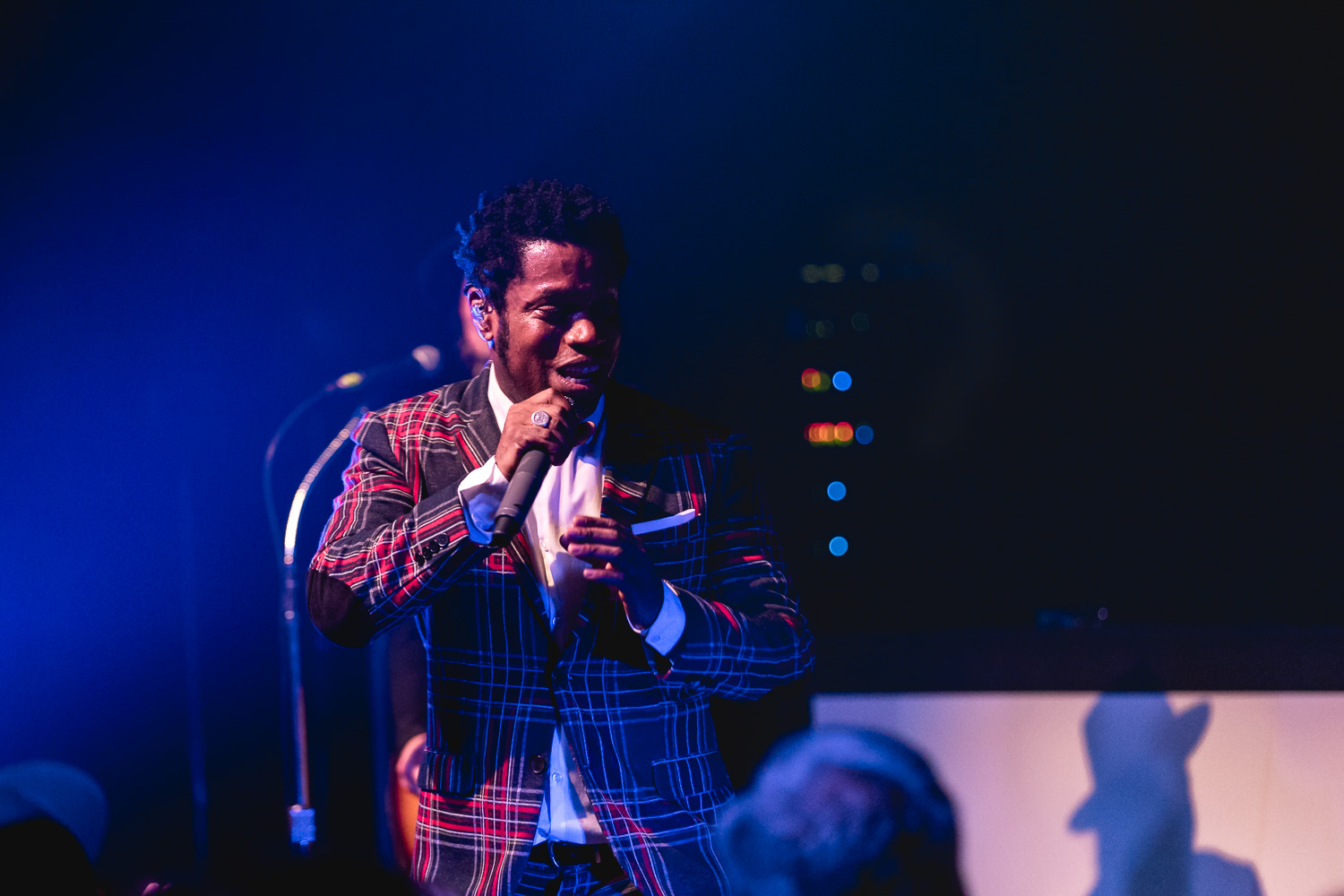 Ty Taylor of Vintage Trouble. Photo: Lmsorenson.net